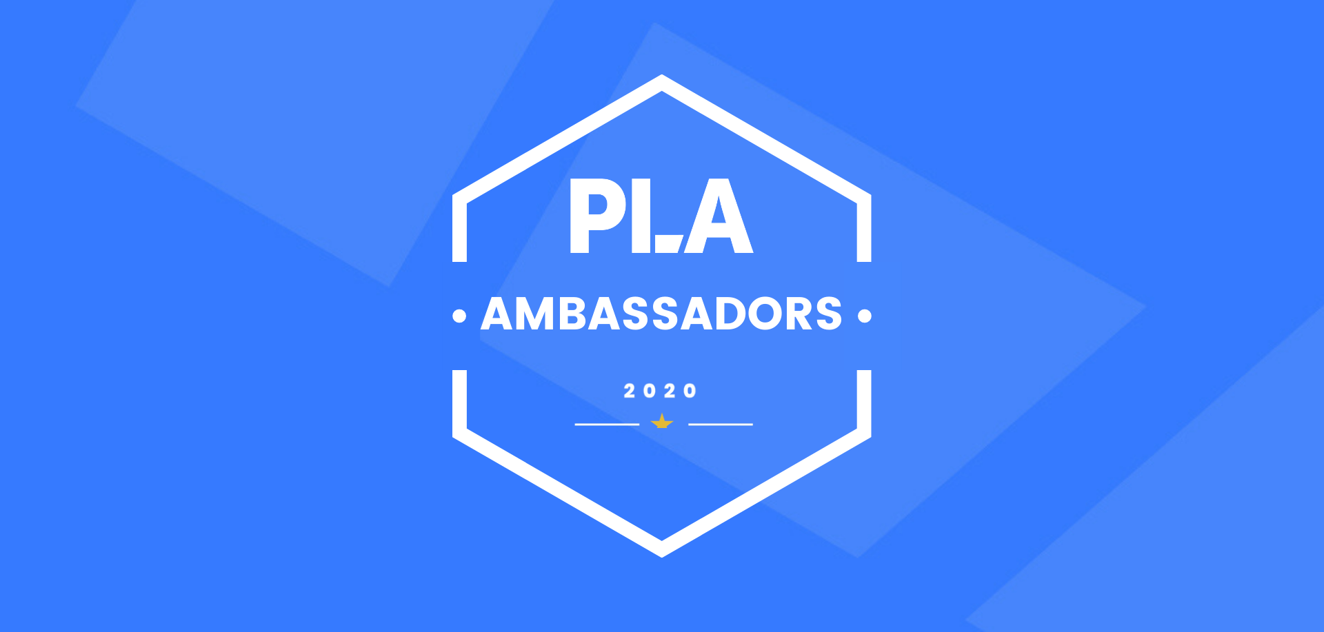 PLA Ambassadors