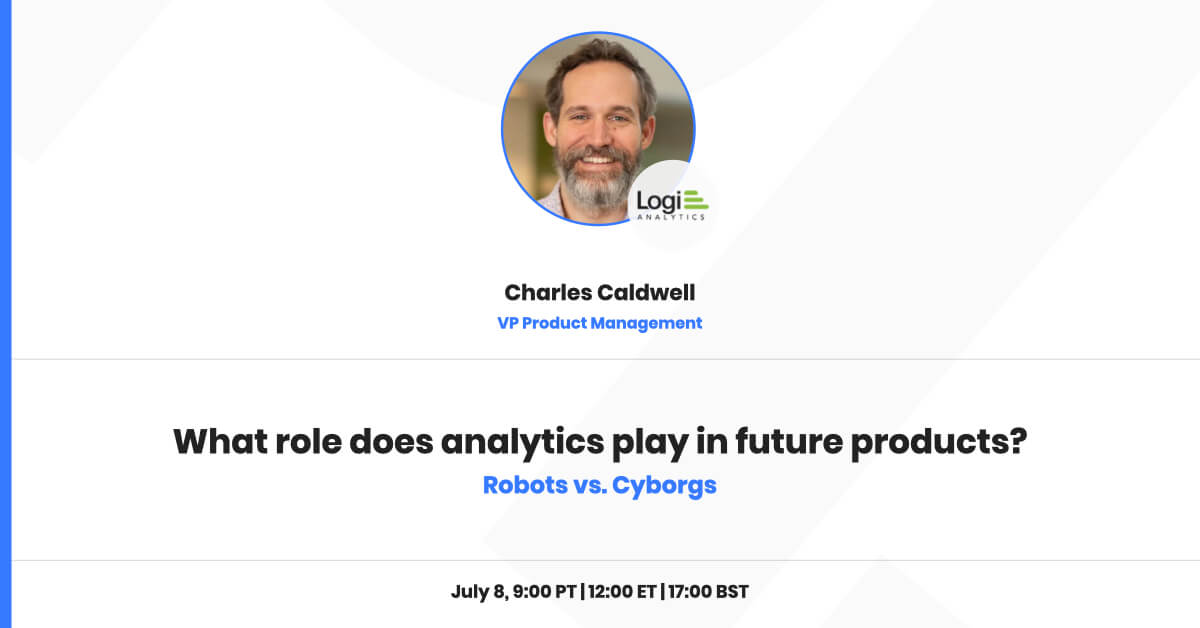 What role does analytics play in future products?